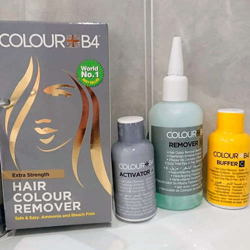 remove color from hair
