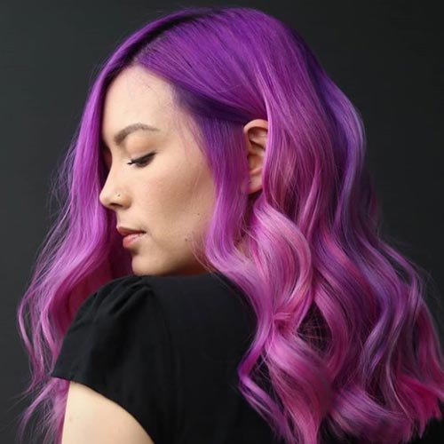 How Long Does Blue Or Purple Hair Dye Last Tips To Protect The Color