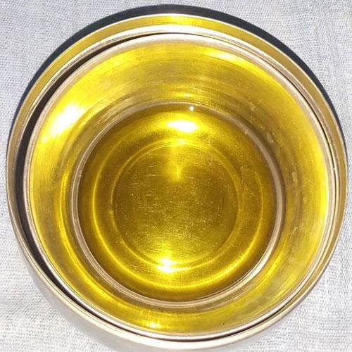 aplicar el aceite antes de dormir