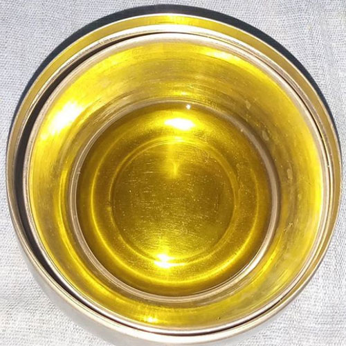 apply oil before sleep