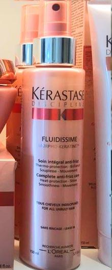 ideal para cabellos alisados con keratina