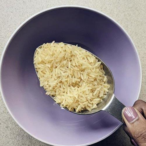 prepare rice water