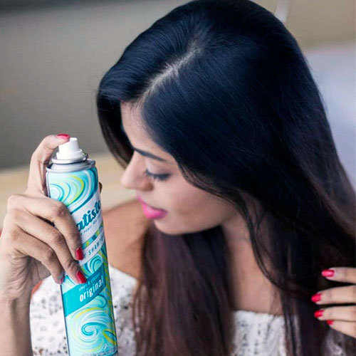 remove bad smells from hair