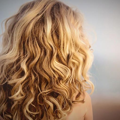 Types Of Perms For Thin Hair Spiral Vs Beach Waves