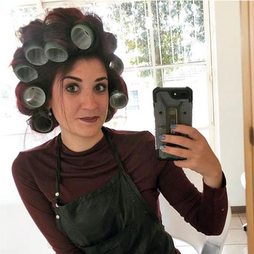 evitar arruinar el pelo