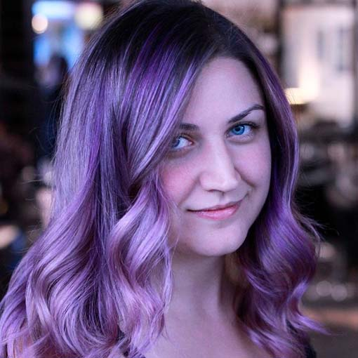 mixing hair dye with conditioner