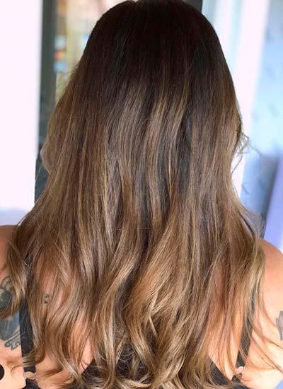 bleaching can damage thin hair