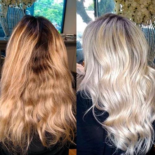 loreal hair dyes