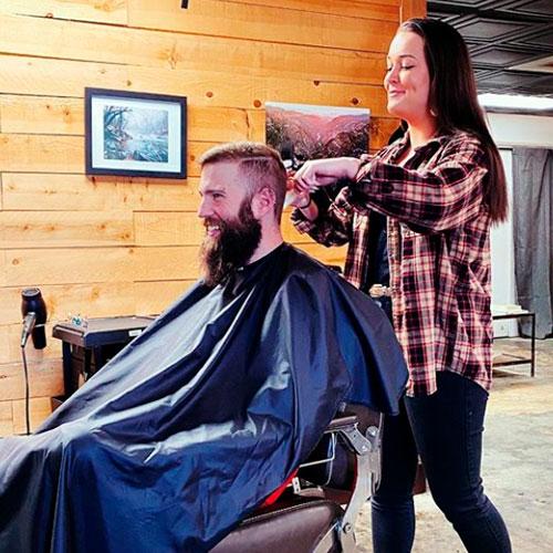 fashion haircut