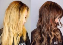 tone down hair color