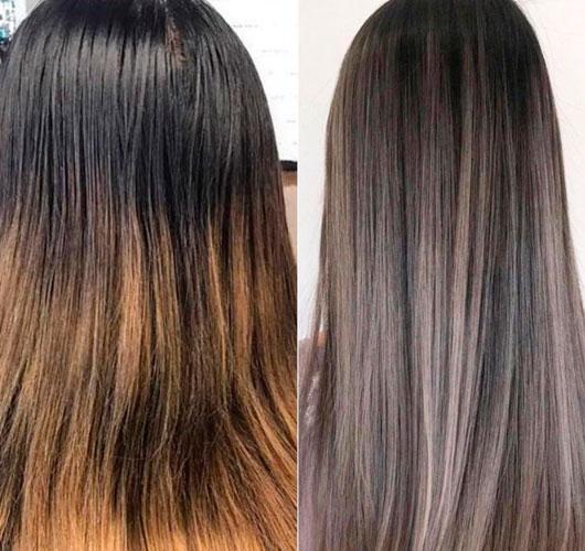 tonificar el pelo