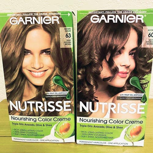 nourishing color creme