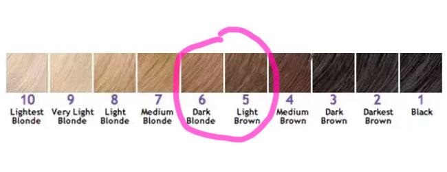 5 and 6 shades