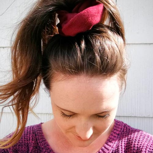 headbands and hair updos