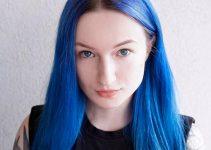 usar shampoo azul