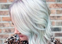 bleached and toned