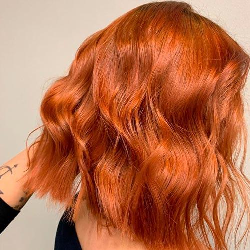 almost orange
