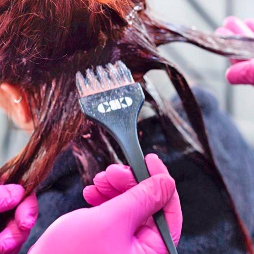 oscurecer el pelo