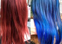 semipermanent hair color