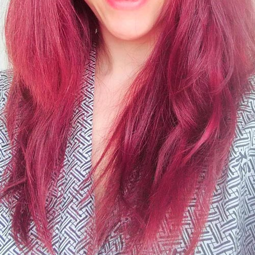What Color Does Burgundy Hair Dye Fade To Two Things To Do With Faded Hair Color