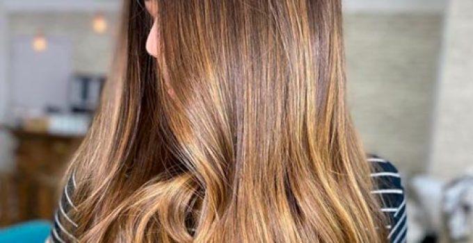 como oscurecer el pelo