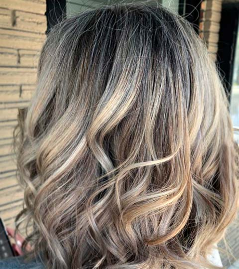 How To Blend Gray Roots With Highlights What Dye Should You Choose To Do It