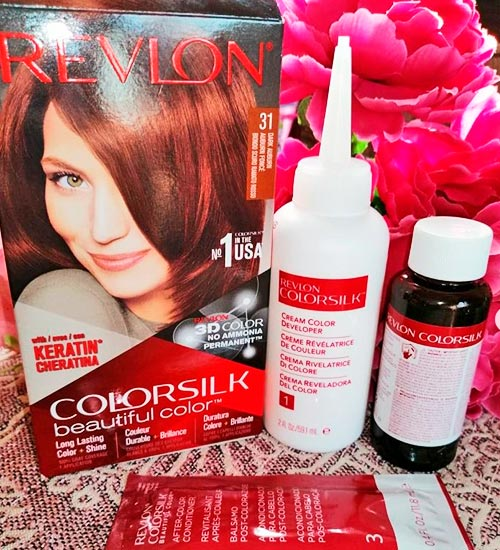 hair color kit