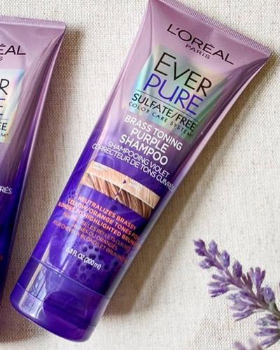 shampoo tonalizante morado