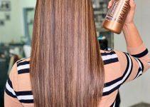 pelo liso y sin frizz