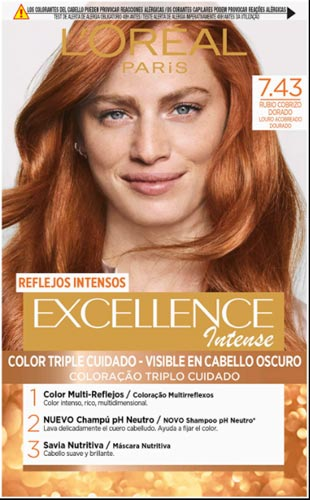 loreal excellence intense