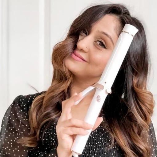 traditional curling iron