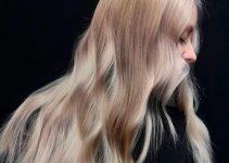 sobre pelo decolorado