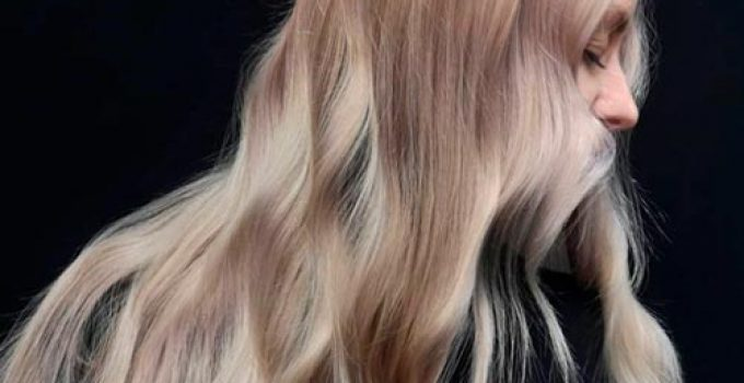over bleached hair
