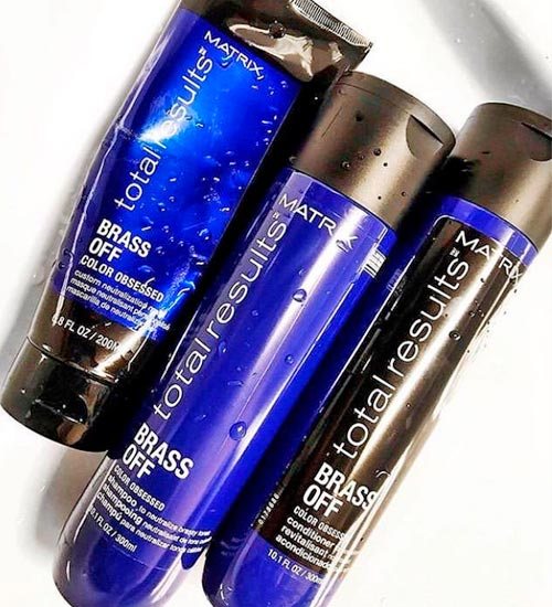 shampoo azul