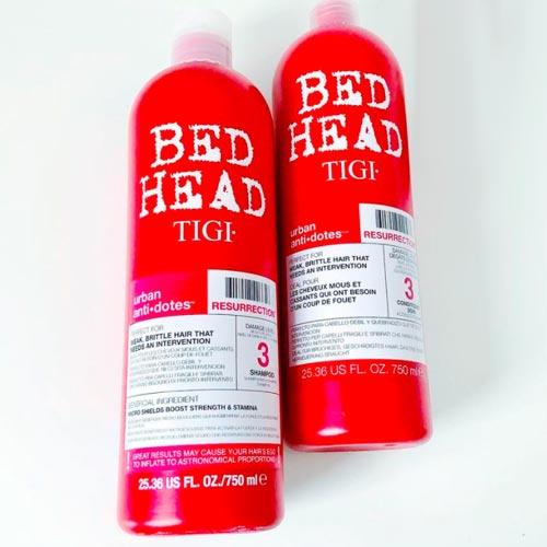 shampoo y acondicionador