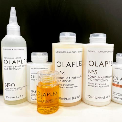 apply during bleaching