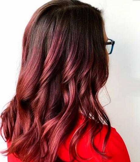 pelo oscuro