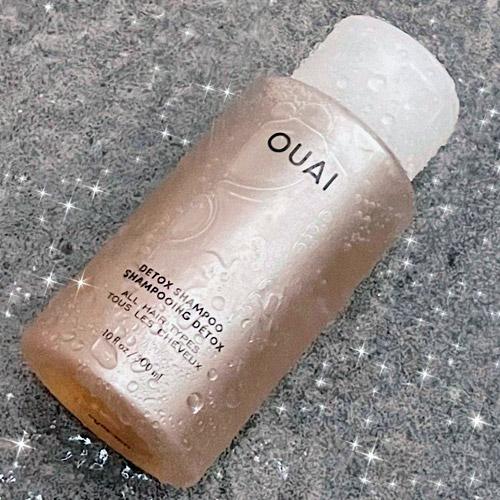 clarifying shampoo removes semi permanent dye