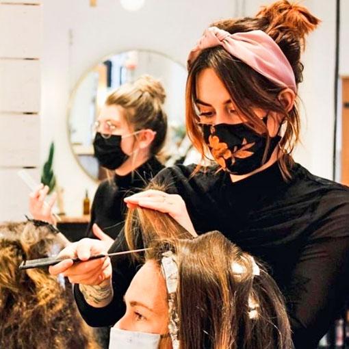 teñir el pelo despues de usar removedor de color