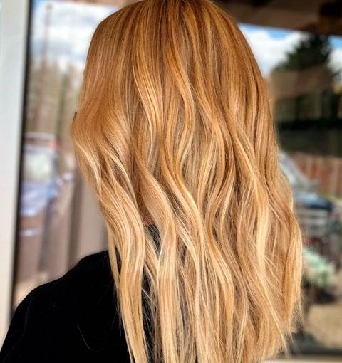 spring blondes
