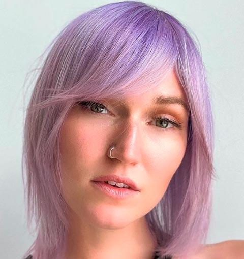 shampoo morado volvio pelo lila