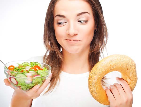 alimentacion afecta la salud del pelo
