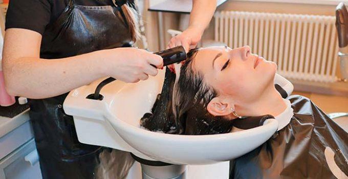 hair wash before keratin